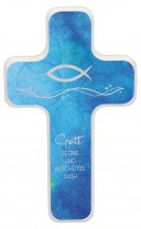 Kinderholzkreuz - Gott segne und beschütze dich
