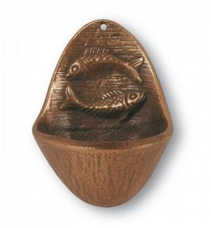 Weihbecken Fische