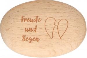 Holzhandschmeichler Freude und Segen