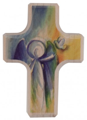 Handschmeichlerkreuz Engel des Segens