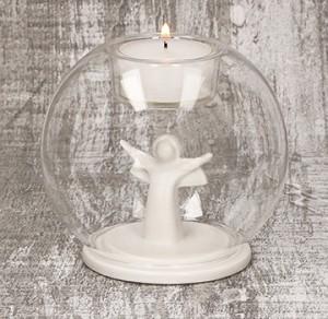 LichterZeit Von einem Engel begleitet