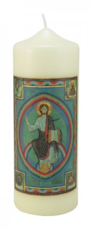 Christus in der Mandorla