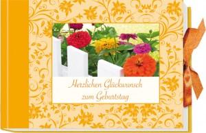 Geschenkbuch: Herzlichen Glückwunsch zum Geburtstag