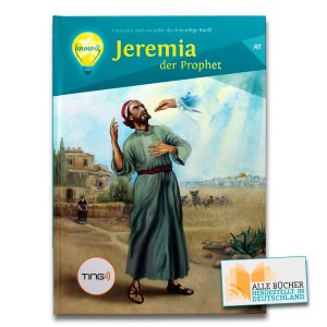 TING Audio-Buch - Jeremia der Prophet