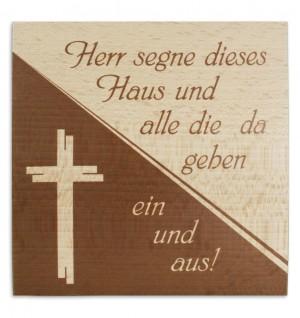 Haussegen Kreuz