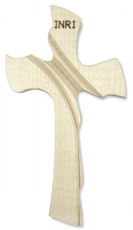 Modernes Holzkreuz Ahorn