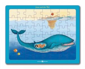 Jona und der Wal - Bibel-Puzzle