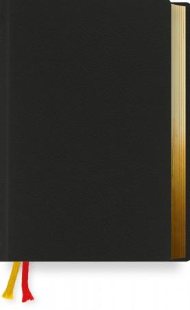Gotteslob schwarzes Leder mit Goldschnitt - Erzbistum Freiburg - Gebet- und Gesangbuch Erzdiözese Freiburg