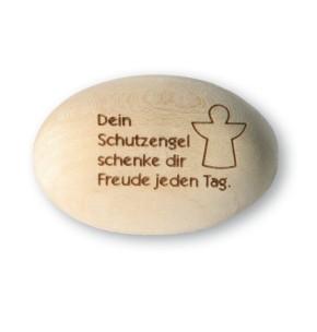 Handschmeichler Schutzengel Holz der Freude