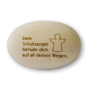 Handschmeichler Schutzengel Holz