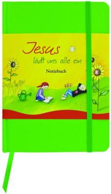 Notizbuch: Jesus lädt uns alle ein