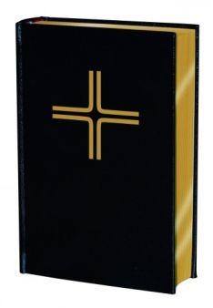 Gotteslob Lederoptik schwarz mit Goldschnitt - Bistum Limburg - Gebet- und Gesangbuch Diözese Limburg