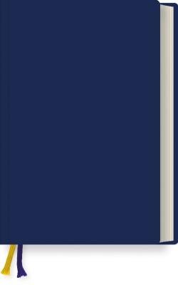 Gotteslob Großdruck in dunkelblauem Kunstleder mit Lesebändchen - Erzbistum Freiburg
