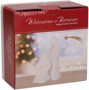 Porzellan-Figuren Weihnachten in Bethlehem