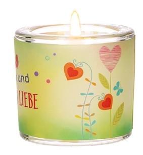 LichtMoment Geburtstag - Viel Glück und alles Liebe