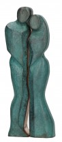 Figur, Paar 14,5 cm