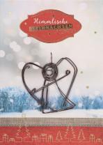 Glückwunschkarte Himmlische Weihnachten