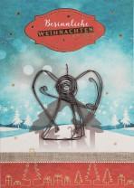 Glückwunschkarte Besinnliche Weihnachten
