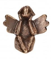 Bronzefigur Engel - Zeit für dich