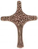 Bronzekreuz - Lebensbaum