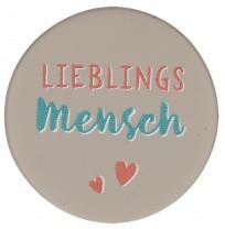 """FeinbetonMagnet """"Lieblingsmensch"""""""