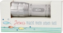 Taschenlampe - Jesus macht mein Leben hell