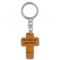 Schlüsselanhänger - Kreuz