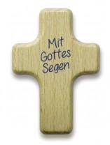 Handkreuz - Mit Gottes Segen