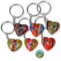 Schlüsselanhänger - Herz