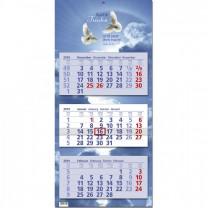 3-Monatskalender mit der Jahreslosung für das Jahr 2019