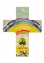 Kreuz Regenbogen