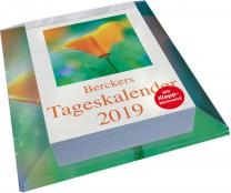 Berckers Tageskalender 2019