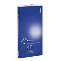 Der katholische Taschenkalender 2021