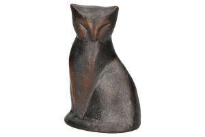 Katze sitzend 5x7,2x3,5 cm