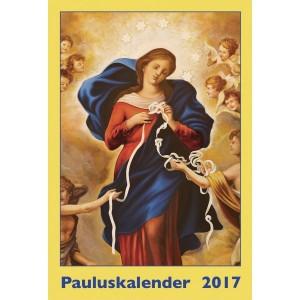 Pauluskalender 2017 - Buchausgabe