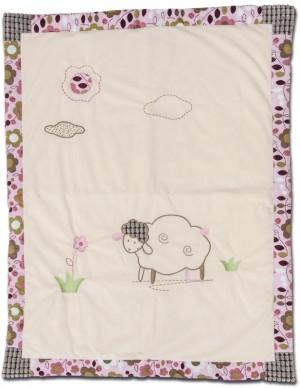Kuscheldecke - Schaf Pauline