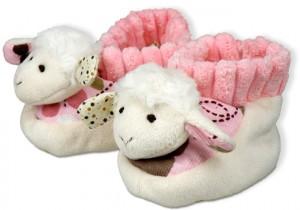 Babyschuhe - Schaf Pauline