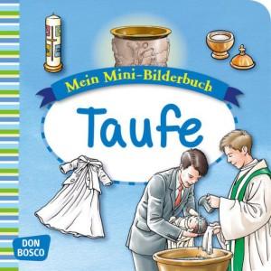 Taufe. Mini-Bilderbuch.