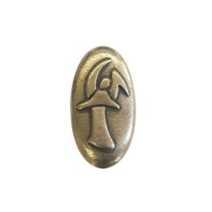 Handschmeichler Engel aus Bronze