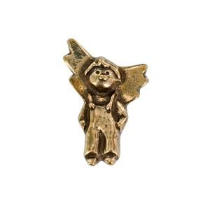 Bronzehandschmeichler Dein Schutzengel
