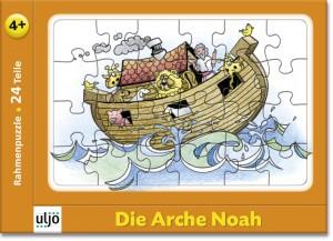 Rahmenpuzzle - Die Arche Noah
