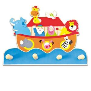Kinder-Garderobe - Arche Noah