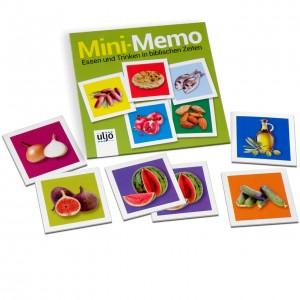 Mini-Memo - Essen und Trinken in biblischen Zeiten