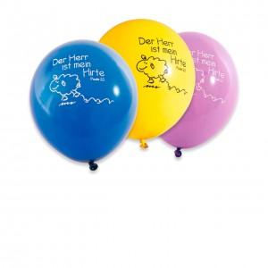 Luftballons - Der Herr ist mein Hirte
