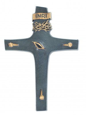 Bronzekreuz Wundmale