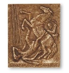 Bronzerelief Paulus - Paul