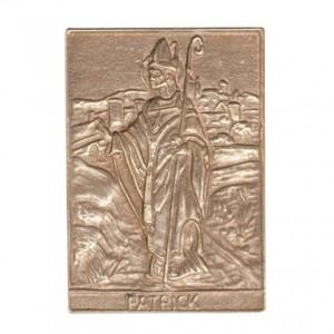 Bronzerelief Patrik