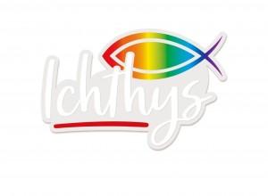 Aufkleber Ichthys