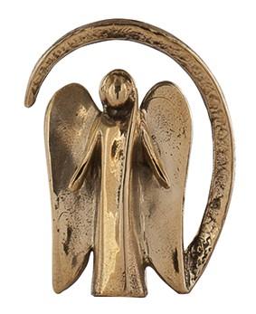 Bronzeminiatur Ein engel für dich