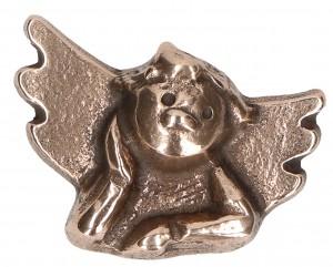 Bronzehandschmeichler Dein kleiner Begleiter